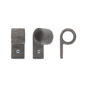 Meubelknop PFL30, ruw metaal