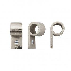 Meubelknop PFL30, wit brons