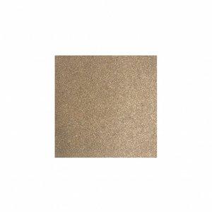 Tegel vierkant 10x10 cm, ruw brons