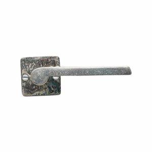Deurkruk Ph1928, wit brons