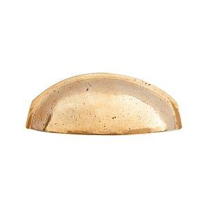 Meubelschelp PCO, ruw brons gepolijst